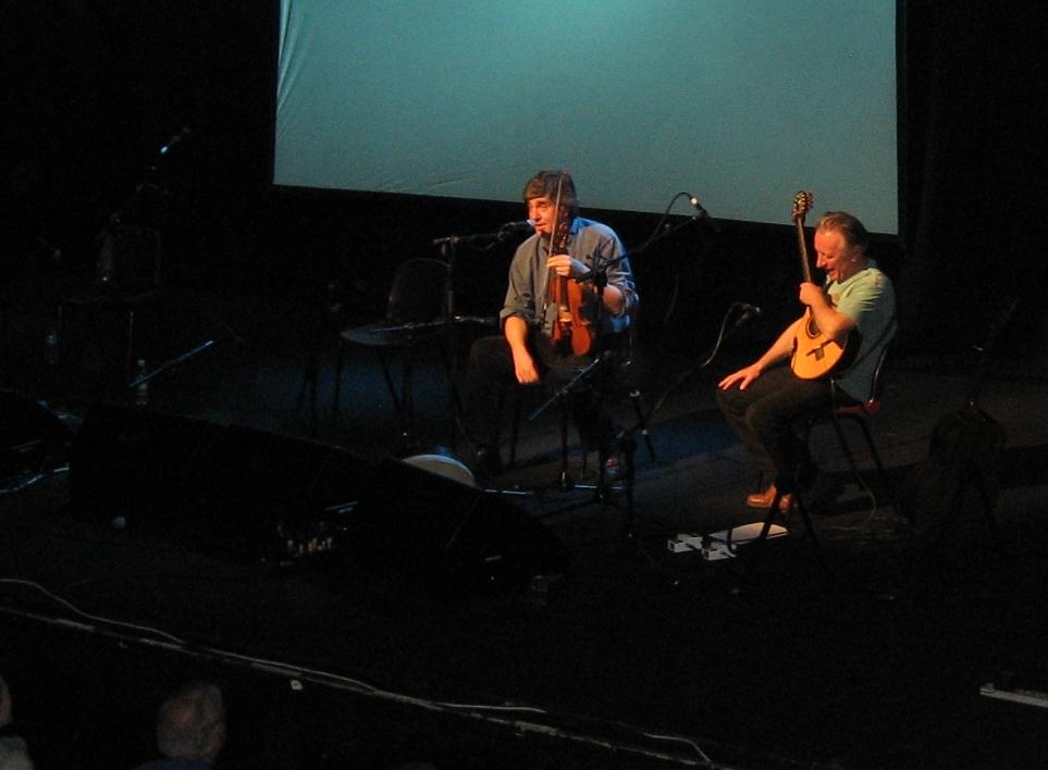 Kevin Burke & Mícheál Ó Domhnaill Promenade