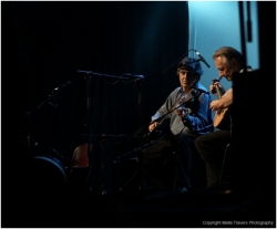 Paddy Glackin with Dónal Lunny